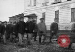 Image of Bolshevik prisoners Archangel Russia, 1918, second 6 stock footage video 65675053038