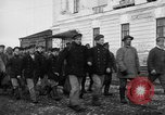 Image of Bolshevik prisoners Archangel Russia, 1918, second 7 stock footage video 65675053038
