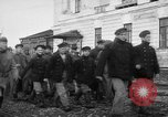 Image of Bolshevik prisoners Archangel Russia, 1918, second 8 stock footage video 65675053038