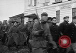 Image of Bolshevik prisoners Archangel Russia, 1918, second 10 stock footage video 65675053038