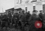 Image of Bolshevik prisoners Archangel Russia, 1918, second 12 stock footage video 65675053038