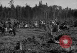 Image of Russians Archangel Russia, 1918, second 6 stock footage video 65675053040