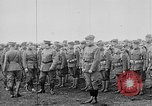 Image of 339th Infantry of American Expedition Forces Archangel Russia, 1919, second 10 stock footage video 65675053047