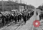 Image of 339th Infantry of American Expedition Forces Archangel Russia, 1919, second 4 stock footage video 65675053048