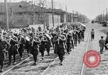 Image of 339th Infantry of American Expedition Forces Archangel Russia, 1919, second 5 stock footage video 65675053048