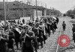 Image of 339th Infantry of American Expedition Forces Archangel Russia, 1919, second 10 stock footage video 65675053048