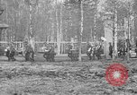 Image of American 339th Infantry Regiment Archangel Russia, 1918, second 2 stock footage video 65675053049