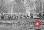 Image of American 339th Infantry Regiment Archangel Russia, 1918, second 3 stock footage video 65675053049