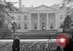 Image of White House Washington DC USA, 1921, second 6 stock footage video 65675053052
