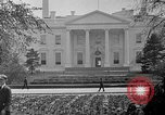 Image of White House Washington DC USA, 1921, second 7 stock footage video 65675053052