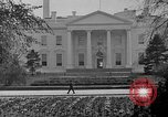 Image of White House Washington DC USA, 1921, second 10 stock footage video 65675053052