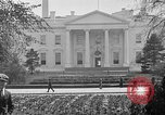 Image of White House Washington DC USA, 1921, second 12 stock footage video 65675053052