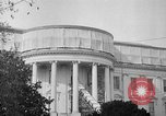 Image of White House lawn Washington DC USA, 1921, second 2 stock footage video 65675053053