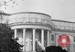 Image of White House lawn Washington DC USA, 1921, second 4 stock footage video 65675053053