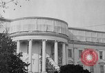 Image of White House lawn Washington DC USA, 1921, second 5 stock footage video 65675053053