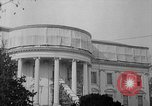 Image of White House lawn Washington DC USA, 1921, second 6 stock footage video 65675053053
