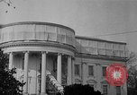 Image of White House lawn Washington DC USA, 1921, second 8 stock footage video 65675053053
