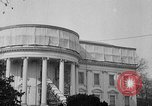 Image of White House lawn Washington DC USA, 1921, second 9 stock footage video 65675053053