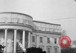 Image of White House lawn Washington DC USA, 1921, second 12 stock footage video 65675053053