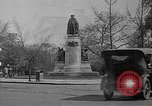 Image of Lafayette Statue Washington DC USA, 1921, second 1 stock footage video 65675053056