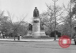 Image of Lafayette Statue Washington DC USA, 1921, second 2 stock footage video 65675053056
