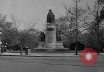 Image of Lafayette Statue Washington DC USA, 1921, second 3 stock footage video 65675053056