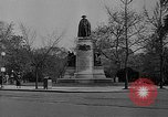 Image of Lafayette Statue Washington DC USA, 1921, second 5 stock footage video 65675053056