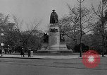 Image of Lafayette Statue Washington DC USA, 1921, second 7 stock footage video 65675053056