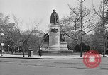 Image of Lafayette Statue Washington DC USA, 1921, second 10 stock footage video 65675053056