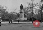 Image of Lafayette Statue Washington DC USA, 1921, second 11 stock footage video 65675053056