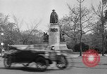 Image of Lafayette Statue Washington DC USA, 1921, second 12 stock footage video 65675053056