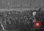 Image of unveiling statue of Jeanne d'Arc Washington DC Meridian Hill Park USA, 1922, second 4 stock footage video 65675053057