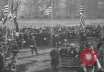 Image of unveiling statue of Jeanne d'Arc Washington DC Meridian Hill Park, 1922, second 9 stock footage video 65675053057