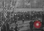 Image of unveiling statue of Jeanne d'Arc Washington DC Meridian Hill Park, 1922, second 10 stock footage video 65675053057