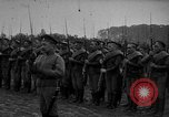 Image of Russian and French troops Eastern Front European Theater, 1916, second 4 stock footage video 65675053069