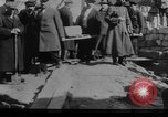 Image of construction of building Eastern Front European Theater, 1916, second 5 stock footage video 65675053070