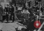 Image of construction of building Eastern Front European Theater, 1916, second 9 stock footage video 65675053070