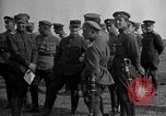 Image of Allied officers Eastern Front European Theater, 1916, second 5 stock footage video 65675053073