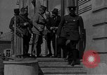 Image of Allied Officers Eastern Front European Theater, 1916, second 2 stock footage video 65675053075