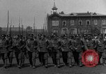 Image of military parade in town Russia, 1916, second 5 stock footage video 65675053078