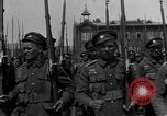Image of military parade in town Russia, 1916, second 12 stock footage video 65675053078