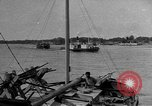 Image of boats on river Russia, 1916, second 2 stock footage video 65675053081