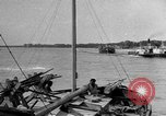 Image of boats on river Russia, 1916, second 6 stock footage video 65675053081