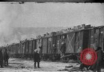 Image of Russian troop train Russia, 1916, second 1 stock footage video 65675053082