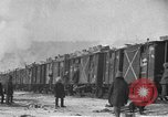 Image of Russian troop train Russia, 1916, second 5 stock footage video 65675053082