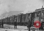 Image of Russian troop train Russia, 1916, second 8 stock footage video 65675053082