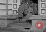 Image of military officers Russia, 1916, second 2 stock footage video 65675053083