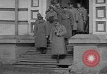 Image of military officers Russia, 1916, second 5 stock footage video 65675053083