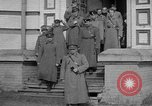 Image of military officers Russia, 1916, second 8 stock footage video 65675053083