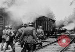 Image of German troops Russia, 1941, second 1 stock footage video 65675053091